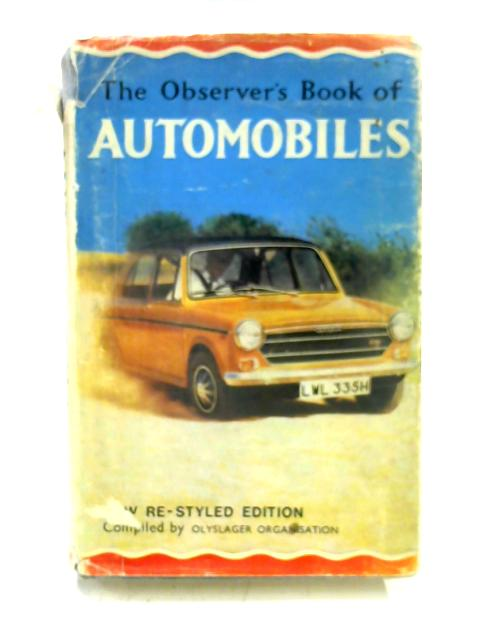 The Observer's Book of Automobiles by Olyslager Organisation