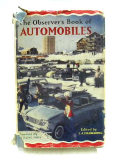 The Observer's Book of Automobiles by L.A. Manwaring