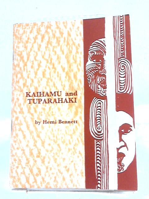 Kaihamu and Tuparahaki by Hemi Bennett