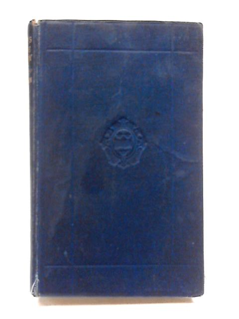 Dante Divine Comedy Volume III Paradiso by Melville B Anderson