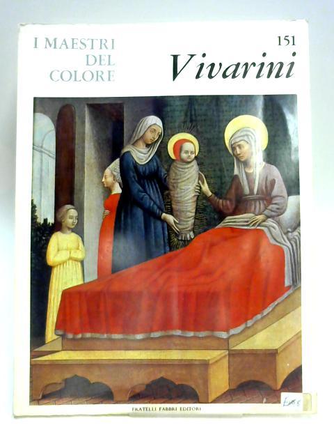 Vivarini by Francesca D'Arcais
