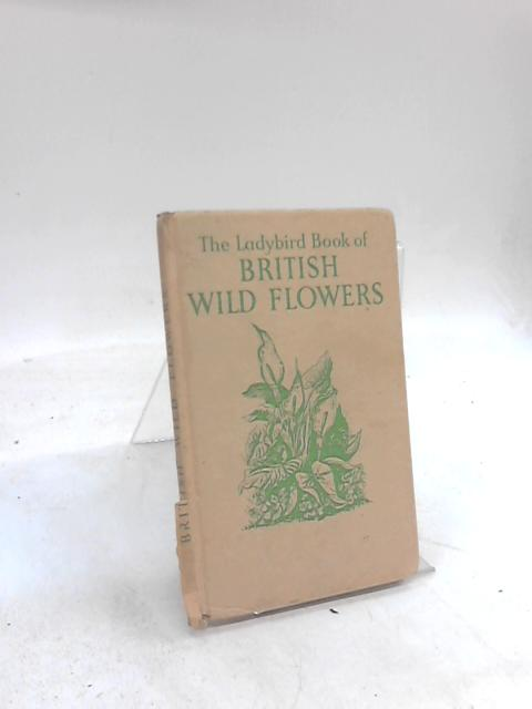 British Wild Flowers by Brian Vesey-Fitzgerald