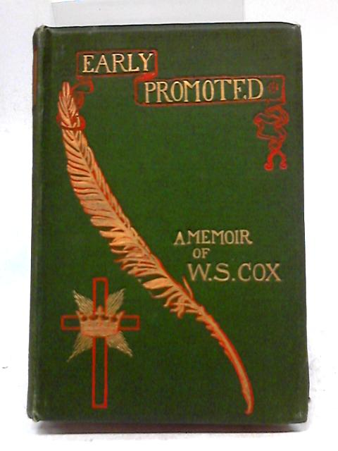 Early Promoted by Rev. William Spiller Cox