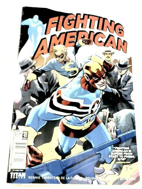 Fighting American: Volume 3 by Various