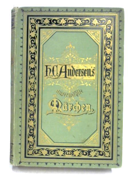 H.C. Andersen's Auserwählte Märchen By H.C. Andersen