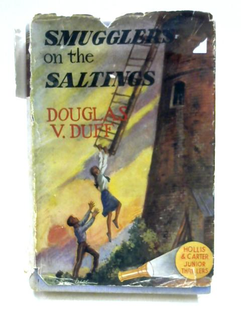 Smugglers on the Saltings by Douglas V. Duff