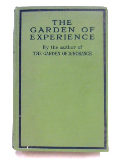 The Garden of Experience by Marion Cran