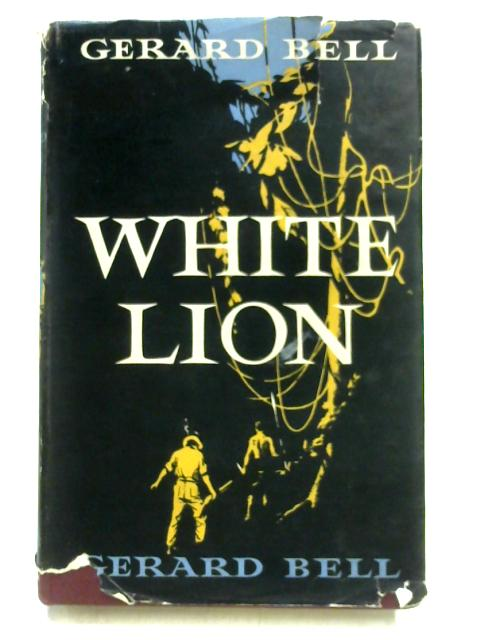 White Lion 1958 by Gerard Bell