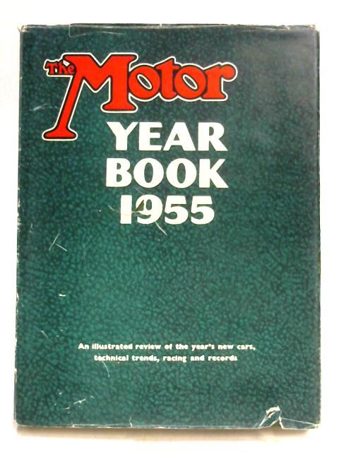The Motor Year Book 1955 by Pomeroy & Walkerley
