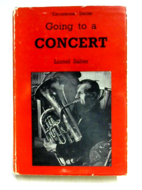 Going to a Concert by L. Salter