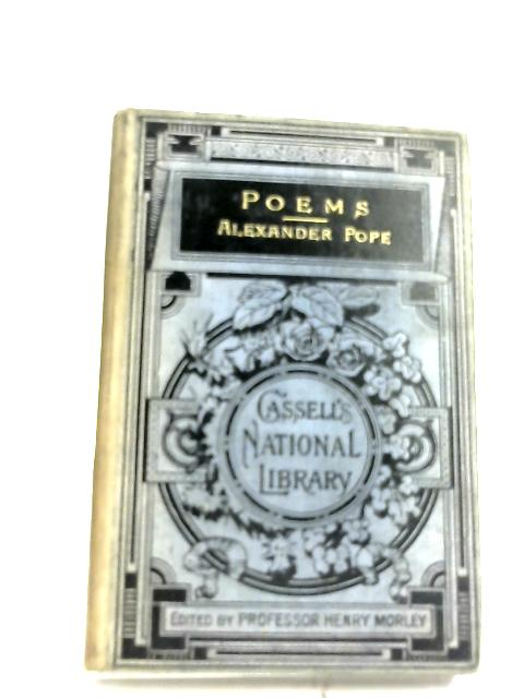 Poems 1700-1714 by Alexander Pope