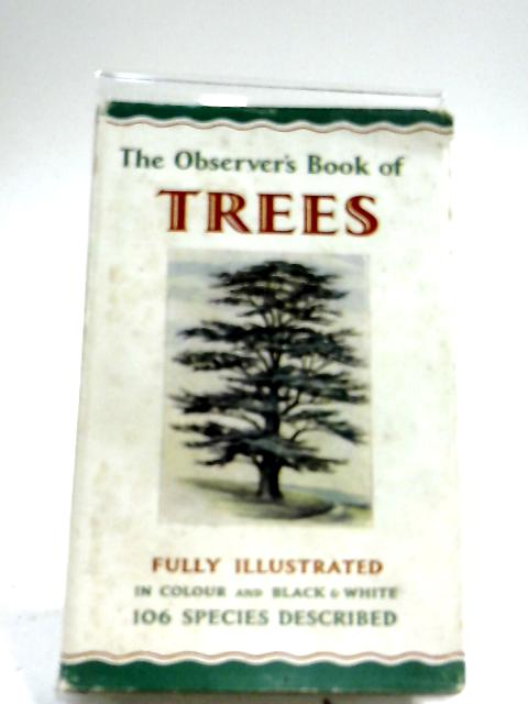 The Observer's Book of Trees by W. J. Stokoe