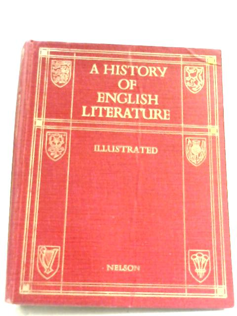 A History Of English Literature by J. Buchan