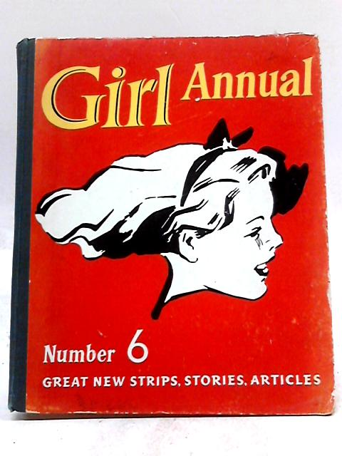 Girl Annual Number 6 By Marcus Morris