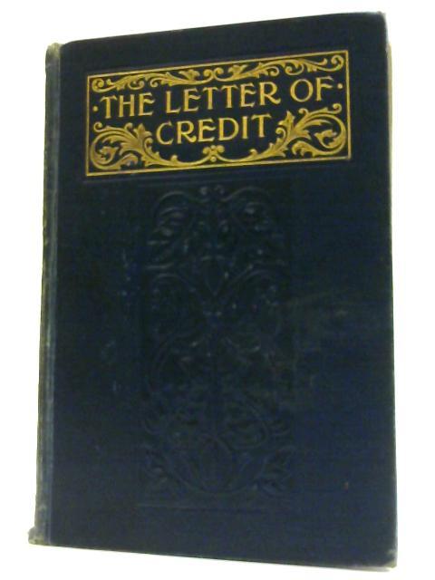 The Letter of Credit by Warner, Susan by Warner, Susan