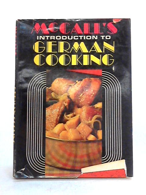 McCall's Introduction to German Cooking by Linda Wolfe