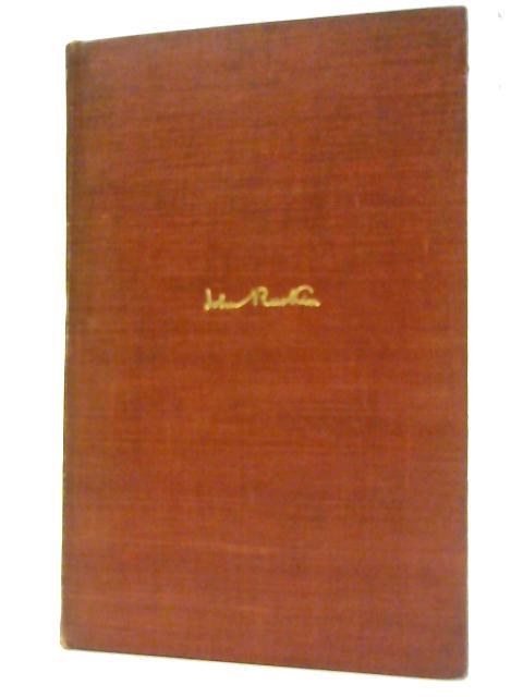 On The Old Road vol. III literature by John Ruskin