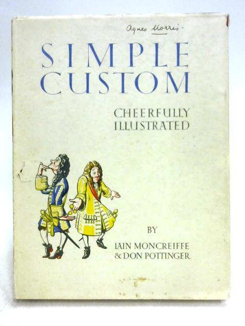 Simple Custom - Cheerfully Illustrated by Iain Moncreiffe