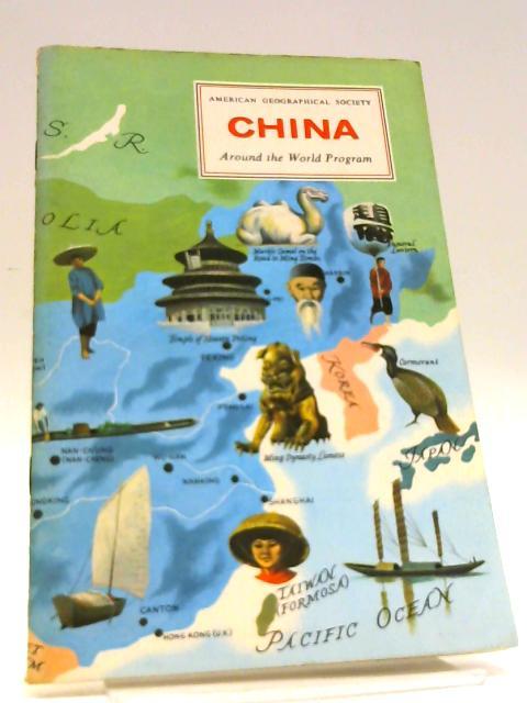 Around the World Program: China by Theodore Herman
