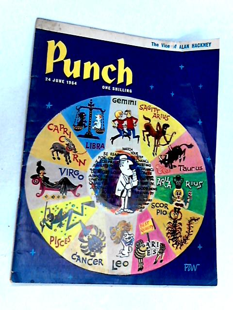 Punch - The Vice of Alan Hackney By Bernard Hollowood, various s