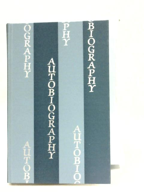 The Folio Anthology Of Autobiography by A. Thirlwell (Editor)