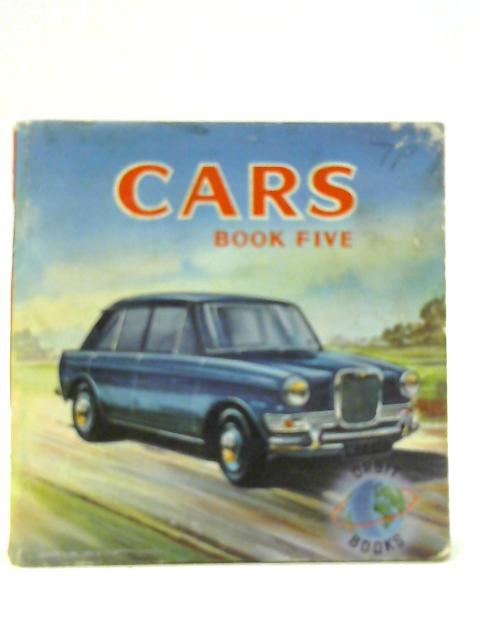 Cars Book Five [Orbit Books] by Unknown
