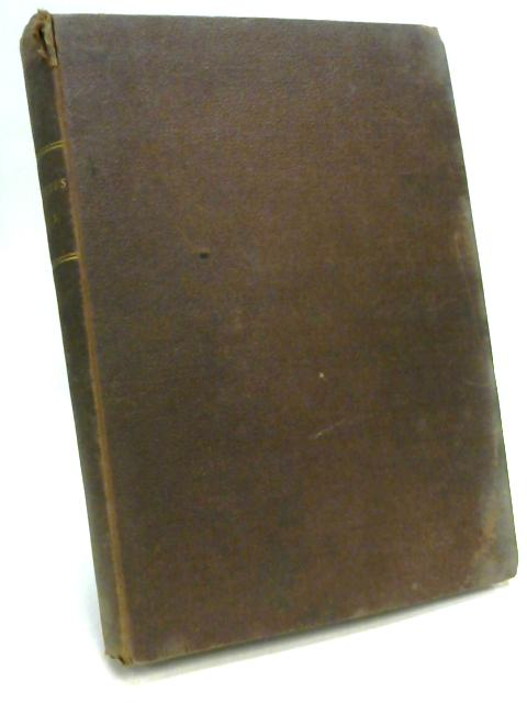 Works of Oliver Goldsmith: Vicar of Wakefield, Select Poems and Comedies by J.F. Waller
