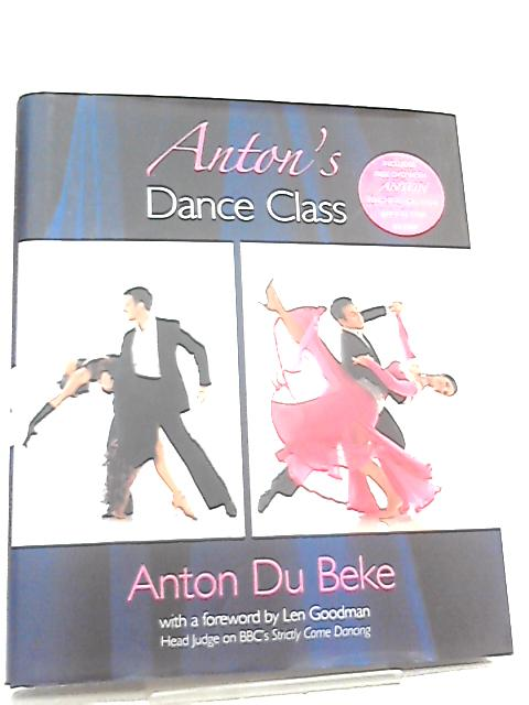 Anton's Dance Class with DVD By Anton du Beke