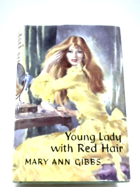 Young Lady With Red Hair By Mary Ann Gibbs