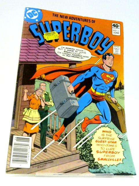 New Adventures of Superboy #6 (June 1980) By DC