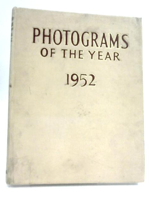 Photograms Of The Year 1952 By R. H. Mason