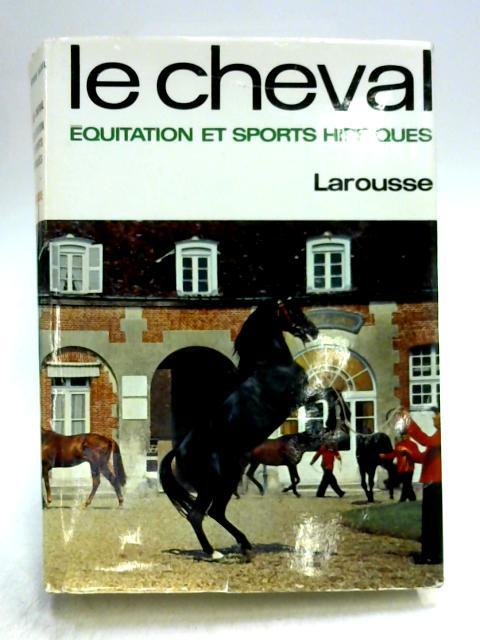 Le Cheval by Etienne Saurel