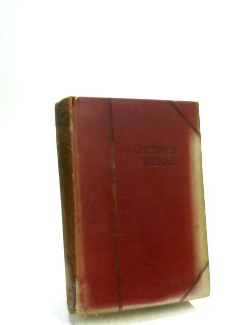 Heines Werke Funfter Teil by Erwin Kalifcher and Raimund Piffin