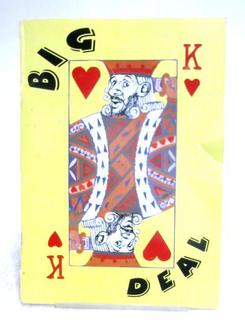 Big Deal By David Horner