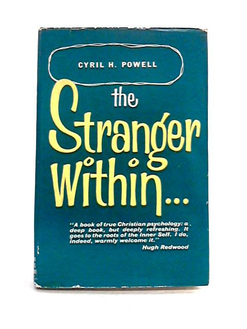 Stranger Within By Cyril H. Powell