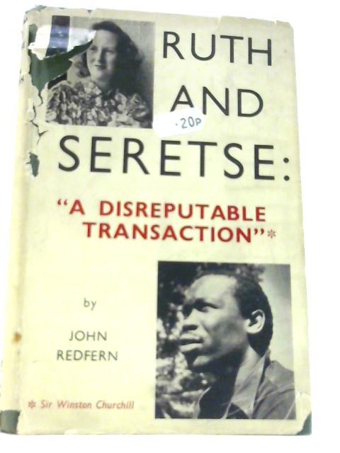 Ruth and Seretse by John Redfern