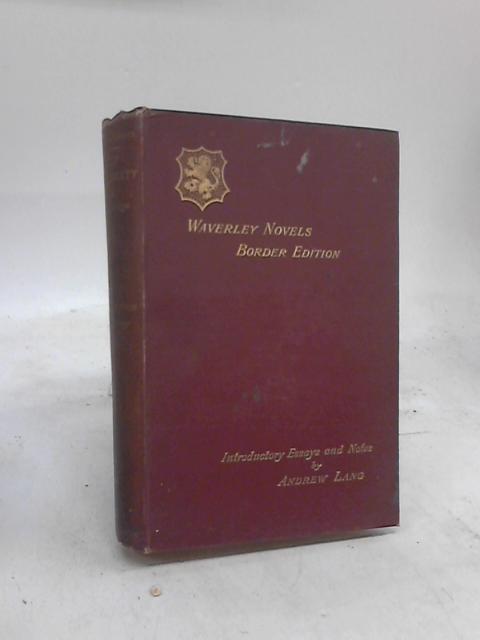 Old Mortality Volume II By Walter Scott
