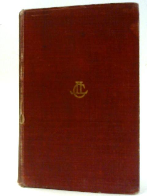 Horace; Satires, Epistles and Ars Poetica By Rushton Fairclough H (Trans)