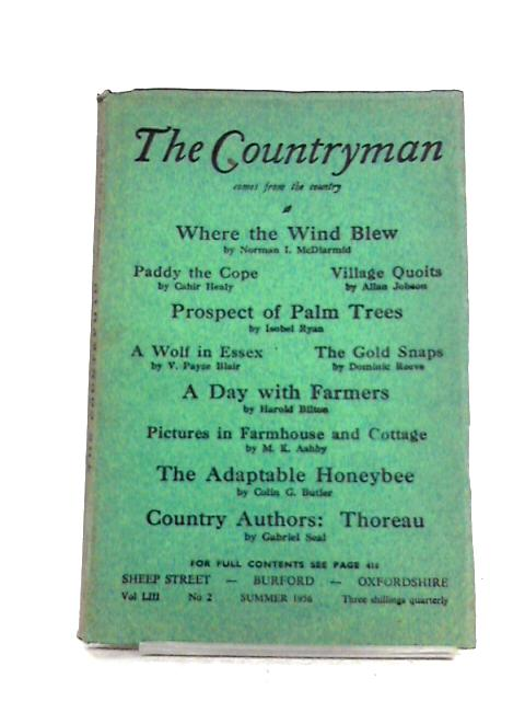 The Countryman: Vol. LIII No. 2 Summer 1956 by Various