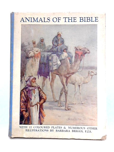 Animals of the Bible by Anon