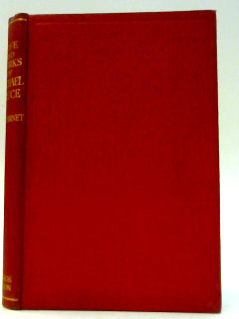 Life And Complete Works Of Michael Bruce by J G Barnet