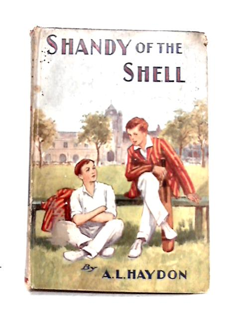 Shandy of the Shell by A.L. Haydon