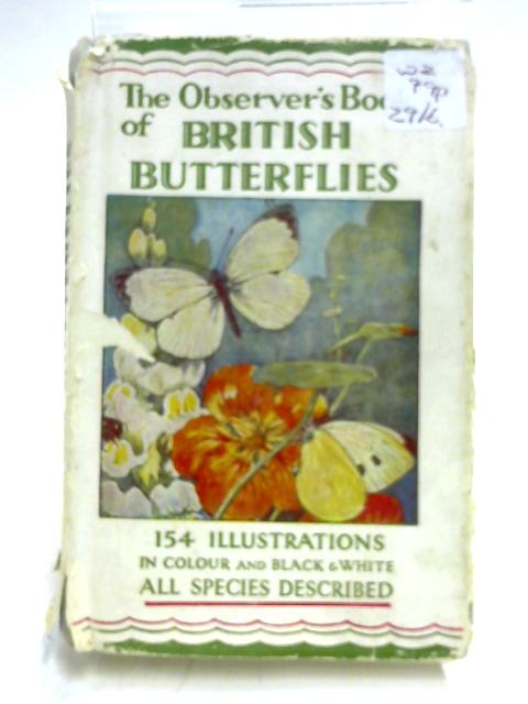 The Observer's Book of British Butterflies by W.J. Stokoe