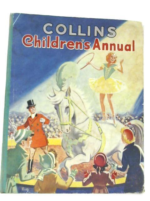 Collins Children's Annual By Unknown
