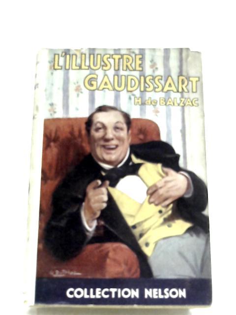 L'Illustre Gaudissart & La Muse du département By Honoré de Balzac
