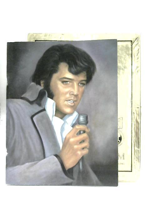 Elvis Concert Photo Album By Anon