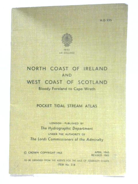 North Coast of Ireland and West Coast of Scotland By Unknown