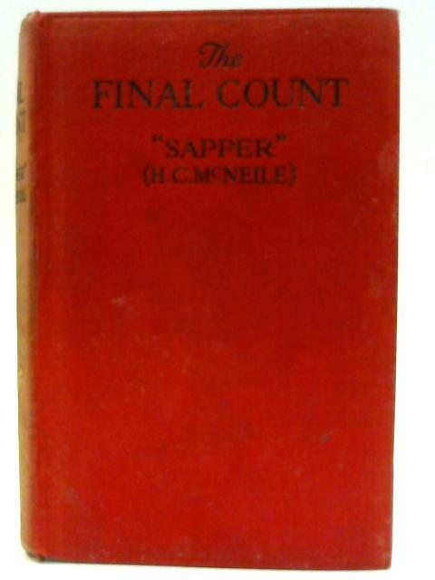 The Final Count by Sapper