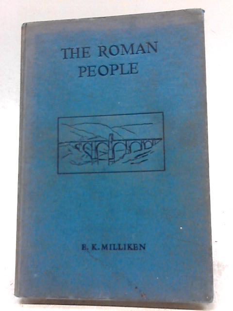Roman People By E.K. Milliken