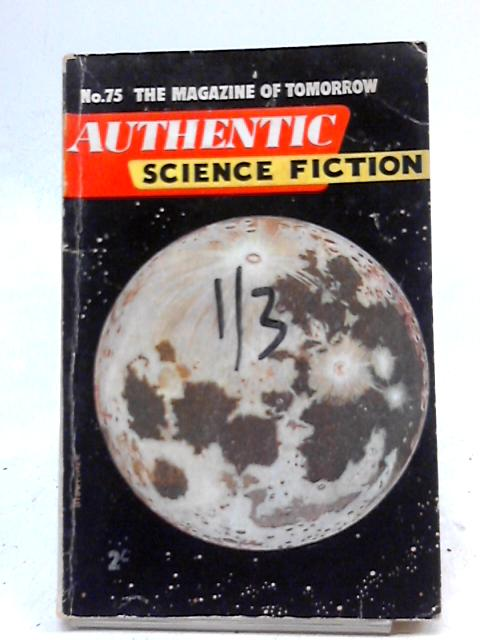 Authentic Science Fiction Monthly 75 By Various